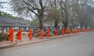Apsara in Luang Prabang, Laos