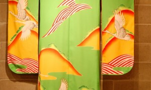 Artfully Adorned: the Japanese Kimono