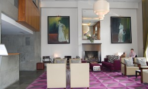 Fitzwilliam Hotel in Dublin, delightful place to stay