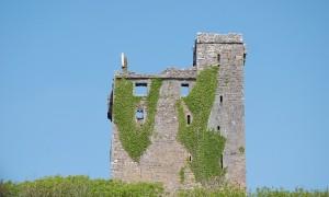 Tall Castles Dot Irish Landscape