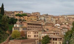 Scenes in Siena