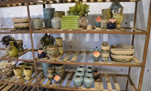Flea Market Foraging at Anthropologie