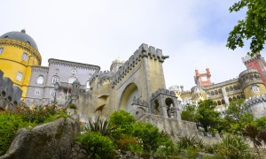 The Palaces of Sintra