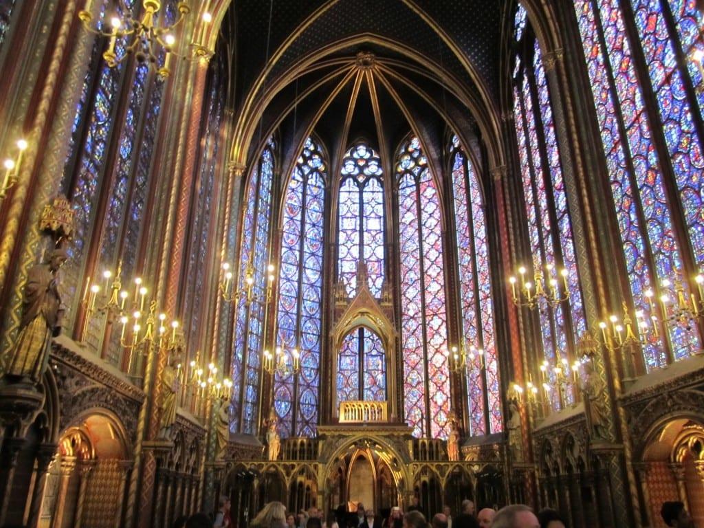 Paris Repeat Visit: Concerts at Sainte Chapelle
