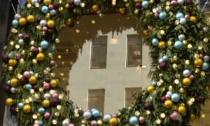 New York City Dresses up for the Holidays