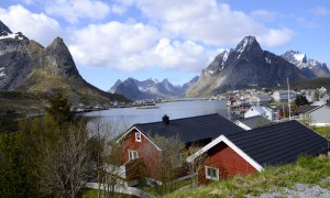 Visiting Small Norwegian Fishing Towns