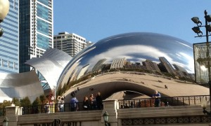 Sharing some sights of Chicago