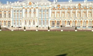 St. Petersburg, Russia–a city to see.