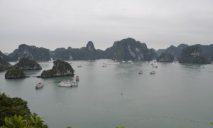 Halong Bay Hello
