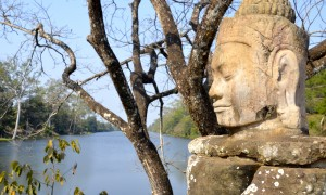 Visiting Siem Reap and Angkor Wat for a second time.