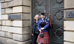 Scotland: Land of Kilts and Tartans and Plaids