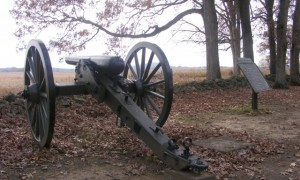 Guest Blogger shares Gettysburg Experience