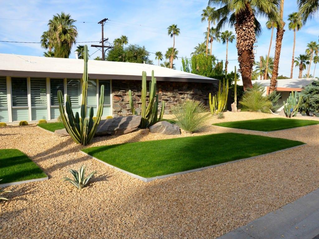 Ultimate cool palm springs modernism week for Palm springs landscape design