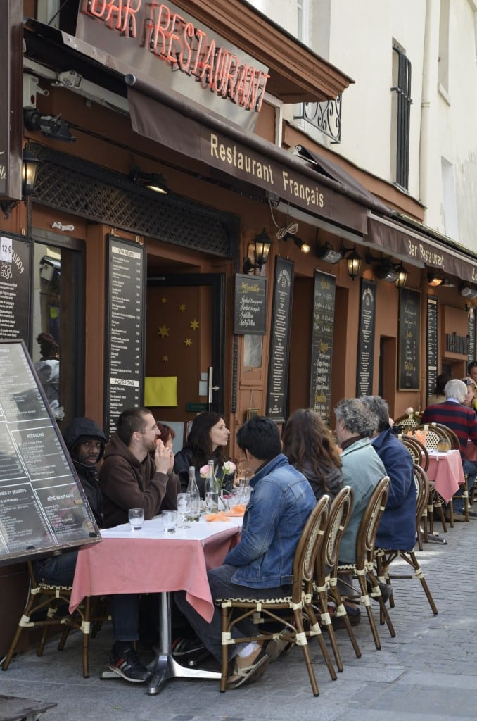 Paris Dining