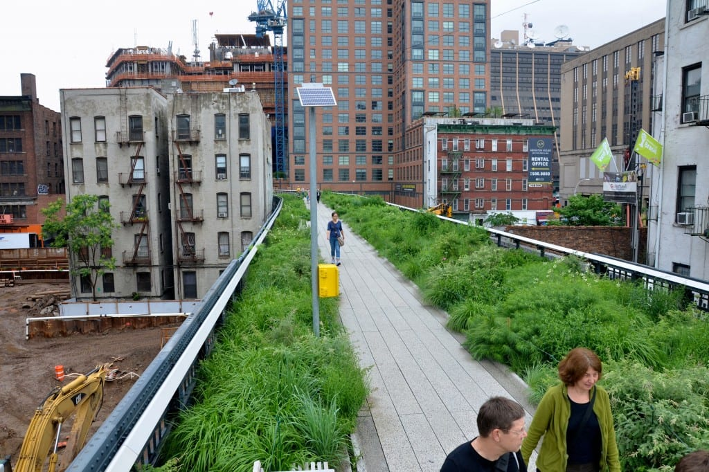 The high line a walk in the park designdestinations for New york city highline