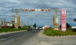 Bucharest: Drum Bun