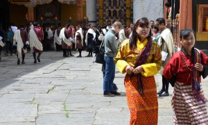 Bhutan: land of colorful clothing