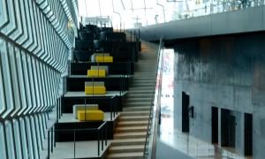 Reykjavik: a lively place