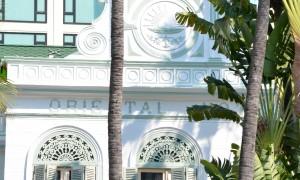 THE GRANDE DAME: THE Mandarin  Oriental Hotel, BANGKOK