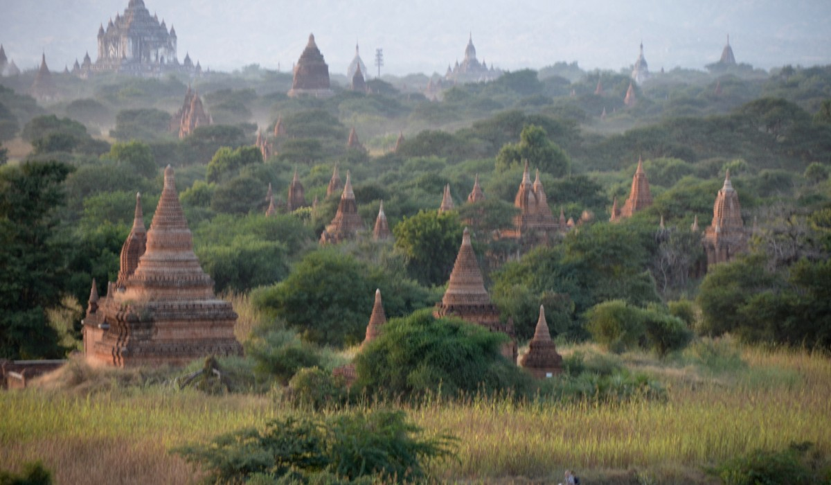 Bagan, Myanmar: a mysterious place to visit