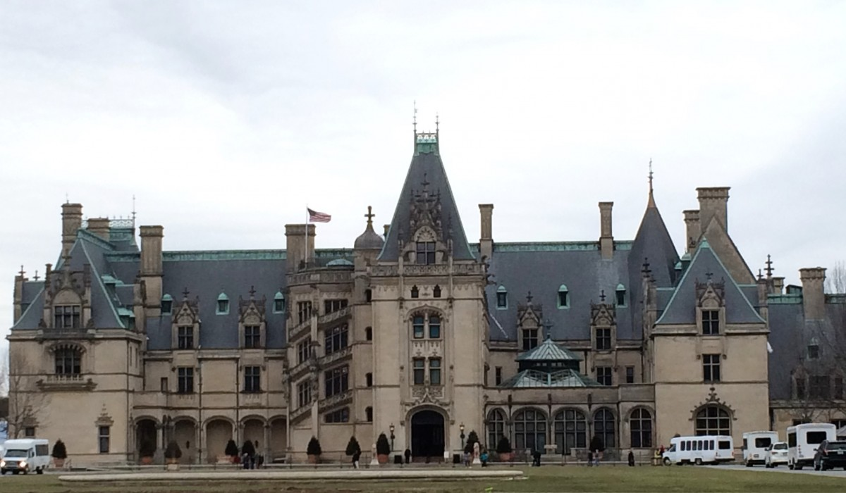 Visiting the Biltmore Estate