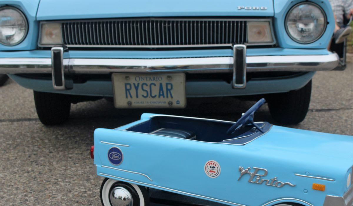 Les Cheneaux Islands Car Show–Cedarville, Michigan