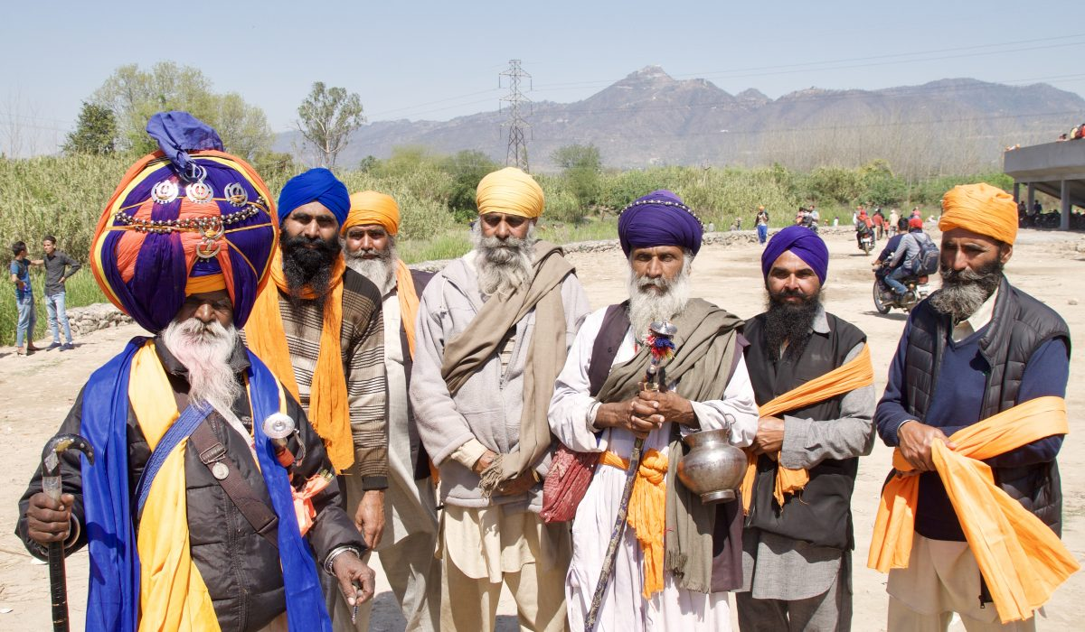 Hola Mohalla–a Sikh Military Festival in Punjab