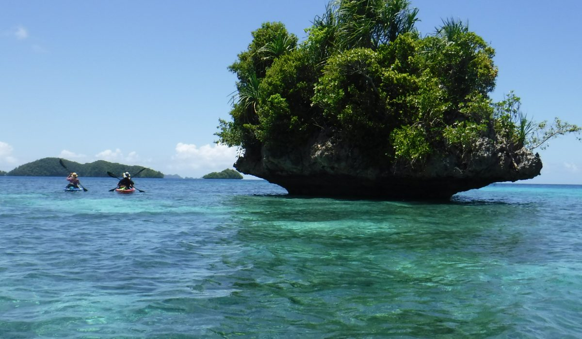 Speaking of Faraway Places: Palau