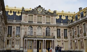 Versailles: an experience of Over-Tourism.