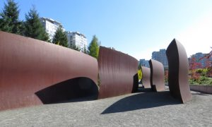 Seattle: self-guided sculptural tour