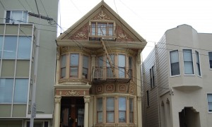 Union Street, San Francisco: Where the Victorian Ladies Gather