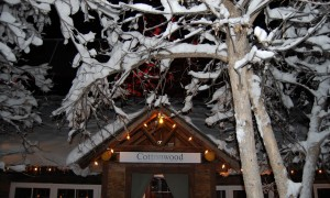 Cottonwood in Truckee combines history and California quaintness