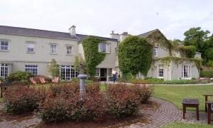 Gregans Castle Hotel — a welcoming spot in Ireland