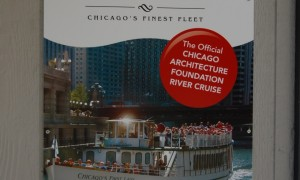 Taking the Chicago Architecture Tour on the Chicago River