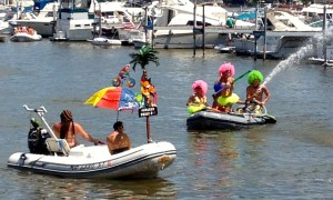 Venetian Festival in Saugatuck tops my list of fun things to do