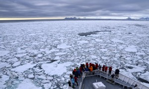 Exploring the Arctic Circle