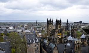 Edinburgh Above and Underground.