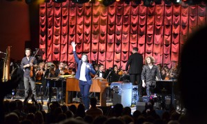 Josh Groban Entertains at Interlochen Arts Camp