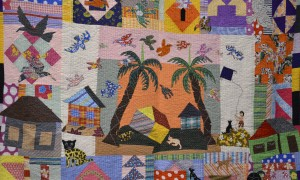 Caohagan Quilts Draw Attention