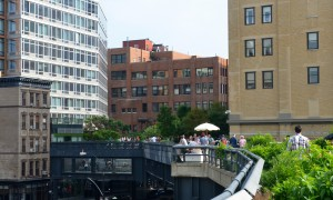 The High Line: A Walk in the Park