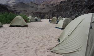 Camp Life: Grand Canyon
