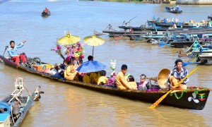 Observing Shinbyu in Myanmar