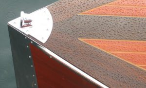 Hessel Antique Wooden Boat Show–two views