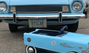 Les Cheneaux Islands Car Show–Cedarville, Michigan