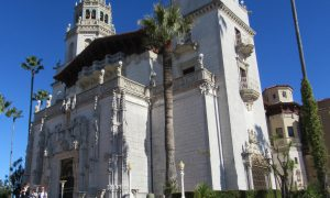 Guest Blogger Visits Hearst Castle