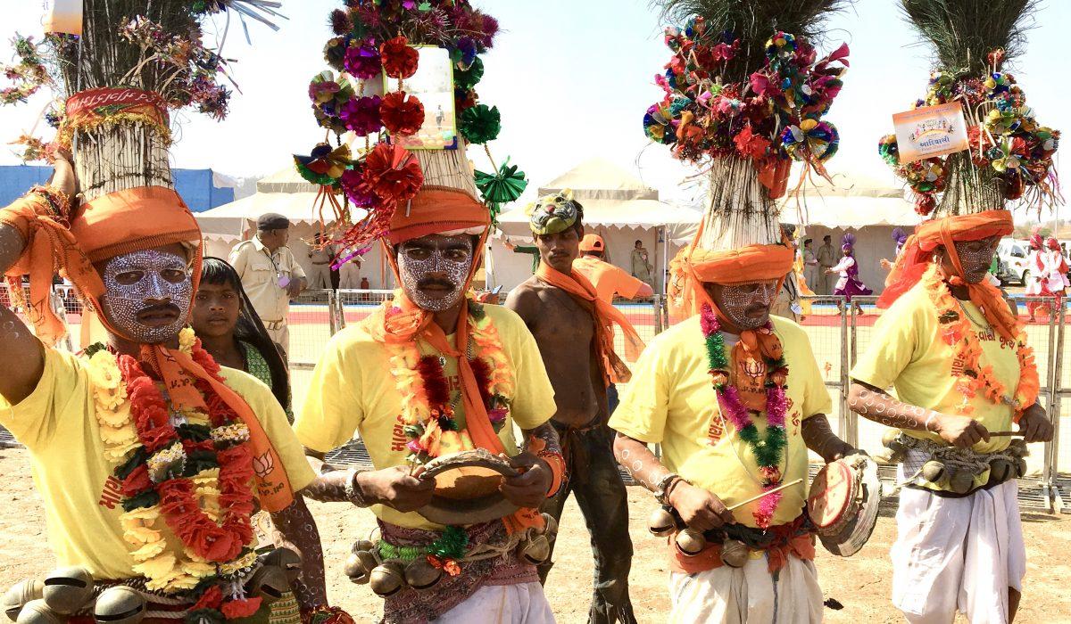 Kavant Fair:  Festival Focused on Tribal Dance