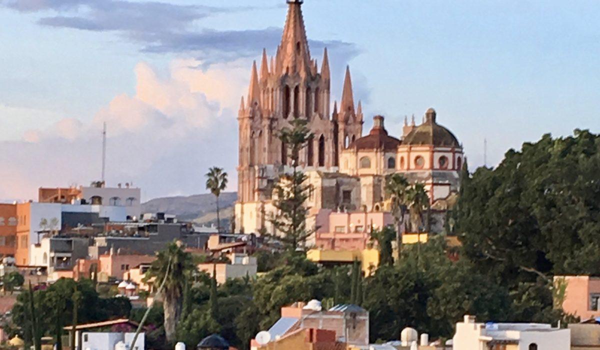 San Miguel de Allende: great place to live