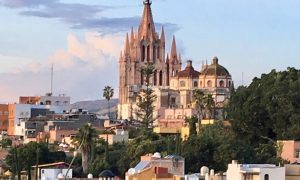 San Miguel de Allende: great place to live