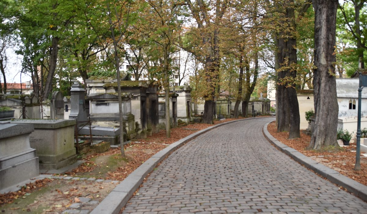 Pere Lachaise: Why go there?