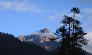 Chomolhari: Bhutan's Goddess Mountain